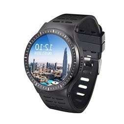 Hehairongg 3G Smart Watch, Android 5.1 OS, Quad Core 2.0MP C