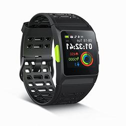 iWOWNfit Smart Watch, P1 Fitness Watch: Activity Tracker wit
