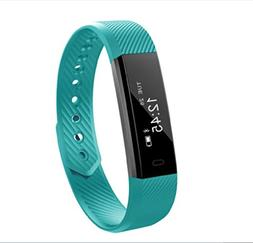 LJXAN Smart Watch Fitness Tracker Read R5.PRO Heart Rate Mon