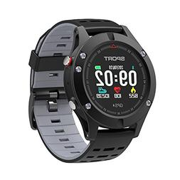 STOGA Smart Watch Fitness Tracker, 1.3 inch OLED Display Tou