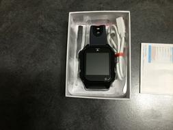 PTHTECHUS  Smart Watch for Kids GPS Tracker - Boys & Girls I