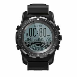 Rookee Smart Watch for Outdoor Sports with Built-in GPS Hear