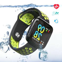 Smart Watch GPS Fitness Tracker Waterproof Heart Rate Monito