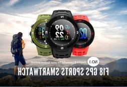 Smart Watch GPS Tracker Bluetooth Sport Fitness Activity Hea