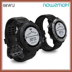 HAMSWAN Smart Watch GPS Waterproof Sports Bluetooth 4.2 Fitn