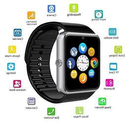 Hangang Smart Sports Watch, Blue Tooth Smart Watch Sport Mon