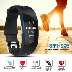 smart watch p3 ecg ppg blood pressure