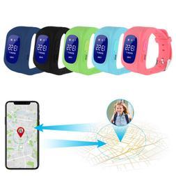 Smart Watch Q50 GPS SOS LBS Activity Tracker Phone Watch Ant