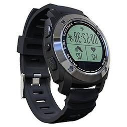 Rookee Smart Watch S928 - Built-in GPS For Outdoor Sports, B