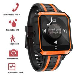 Smart Watch Waterproof Men Women Smart watch GPS for iPhone