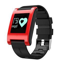 Smart Wristband Blood Pressure Heart Rate Monitor Bluetooth