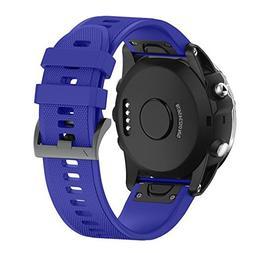 Becoler Soft Silicone Replacement Sports watch Bands Sport S
