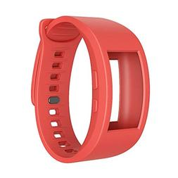 Kiorc Soft Silicone Wirstband Replacement Strap for Sansung