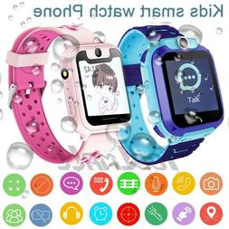SOS Touch Screen Tracker USA Smart Watch with GPS GSM Locato