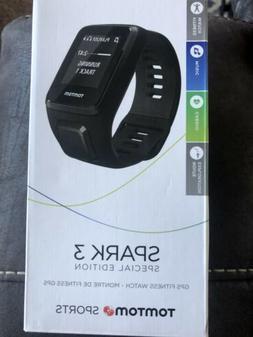 TomTom Spark 3 Cardio + Music + Headphones Bundle GPS Fitnes