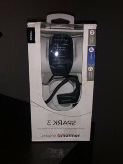 TomTom Spark 3 Cardio + Music + Headphones + GPS Fitness Wat
