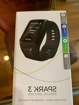 TomTom Spark 3 Cardio + GPS Fitness Watch + Heart Rate Monit