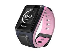 TomTom Spark Cardio + Music GPS Watch - Wrist - Motion Senso