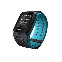TomTom Spark Music GPS Watch - Wrist - Motion Sensor, Accele
