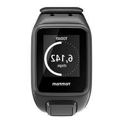 TomTom Spark Music Plus Cardio GPS Watch Black, L