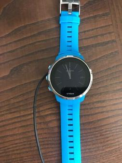 Suunto Spartan Sport Watch Blue Touch Screen