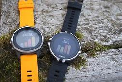 Suunto Spartan Sport Baro Stealth Wrist HR Multisport GPS Wa