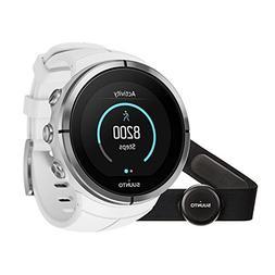 Suunto Spartan Ultra Watch & Heart Rate Monitor White & E-Ti