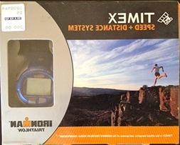 Timex Speed + Distance System Ironman Triathlon Watch and GP
