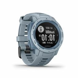 Garmin Sport Watch Instinct Sea Foam Light blue military GPS