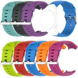 Sports Replacement Silicagel Soft Band Strap For Garmin Appr