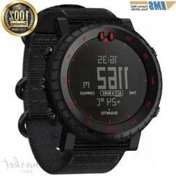 SUUNTO Core SS023158000 Watch Black Red 3ATM azimuth Altitud