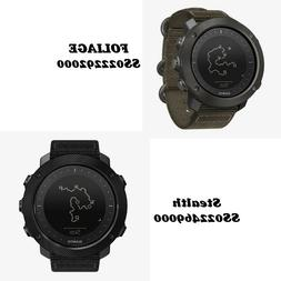 Sunnto Traverse Alpha GPS/GLONASS Outdoor Watch Stealth or F