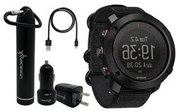 Suunto Traverse Alpha GPS/GLONASS Watch with Versatile Outdo