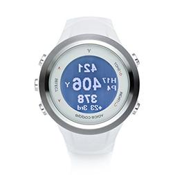 Voice Caddie T-2WH Hybrid Golf GPS Watch with Digital scorec