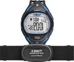 Timex Men's T5K567 Ironman Race Trainer Heart Rate Monitor W