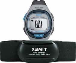 Timex Unisex T5K738 Personal Trainer Analog HRM Flex Tech Ch