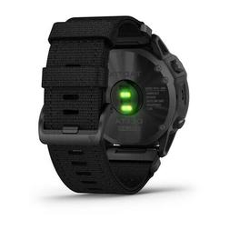 Garmin tactix® Delta  Solar-powered tactical GPS watch nylo