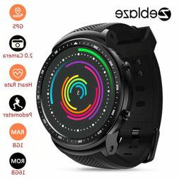 Zeblaze THOR Pro 3G WCDMA GPS Smart Watch Phone Mate 1GB+16G