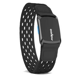 Wahoo TICKR FIT Heart Rate Armband, Bluetooth / ANT+