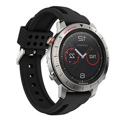 New In Memela24MM For Garmin Fenix Chronos GPS Watch, Matchi