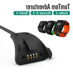 TomTom Adventurer Charger Dock, MoKo USB Data Sync Charge Cr