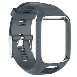 MOTONG TomTom Adventurer Replacement Band - MOTONG Silicone