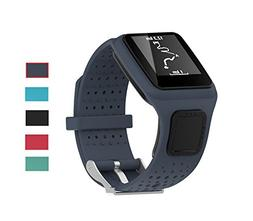 DingTool Tomtom Runner Cardio Band, Silicone Repalcement Ban