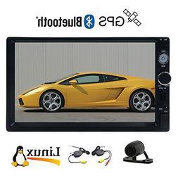 EinCar 7 inch HD Touch Screen Car MP5 Player Bluetooth IN da
