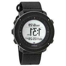 Suunto Traverse Alpha Stealth GPS/GLONASS Outdoor Watch