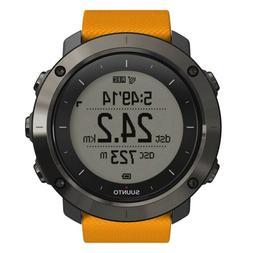 Suunto Traverse Amber GPS Outdoor Watch