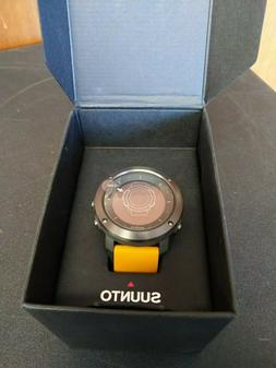 Suunto Traverse GPS Outdoor Watch Amber