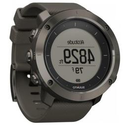 SUUNTO TRAVERSE Graphite GPS outdoor watch Navigation for Hi
