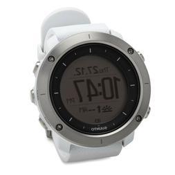 Suunto Traverse White GPS Outdoor Watch
