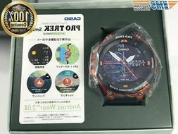CASIO PRO TREK WSD-F20-RG Smart Outdoor Watch Android Wear S
